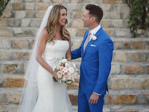"Ryan Seacrest Stars as ""Man of Honor"" at Sister's Wedding"