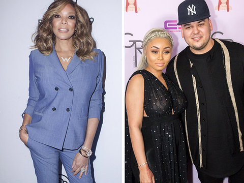 It's War! Blac Chyna SLAMS Wendy Williams Over Rob Kardashian