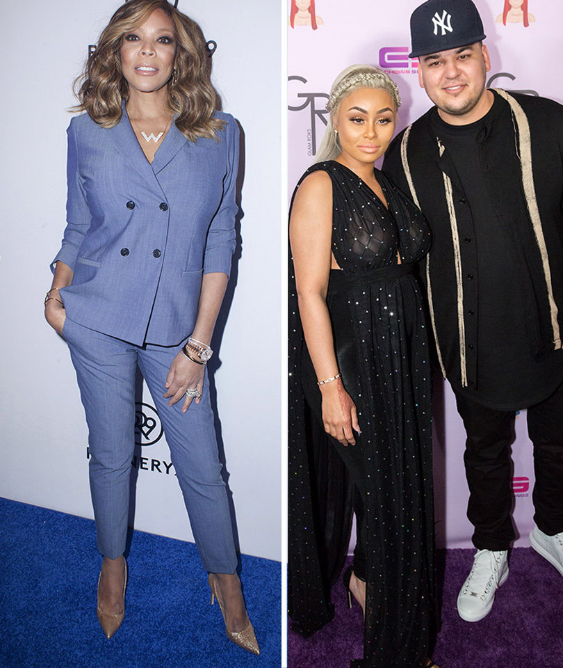It's War! Blac Chyna SLAMS Wendy Williams Over Rob Kardashian Comments!