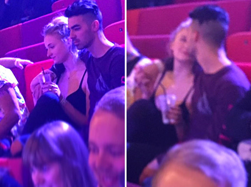"Joe Jonas Might Be Hooking Up with ""Game of Thrones"" Star Sophie Turner!"