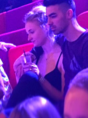 """Joe Jonas May Be Hooking Up with """"Game of Thrones"""" Star"""