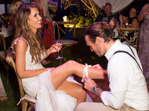 INSIDE Audrina's Wedding -- Dress, Rings, Baby & More!