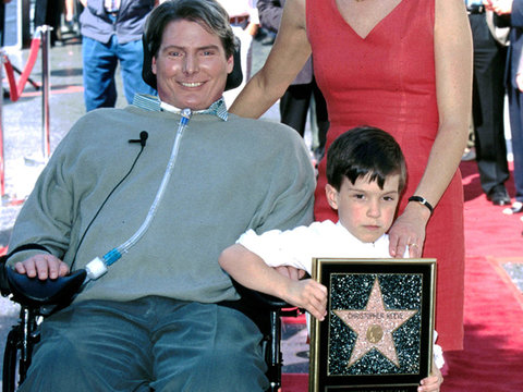 Christopher Reeve's Son Runs Marathon In Honor of His Late Parents