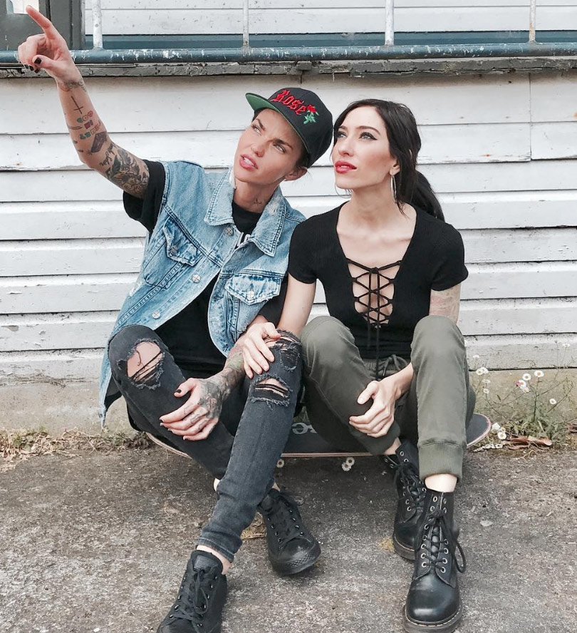 Ruby Rose and The Veronicas' Jess Origliasso Are Dating Again ...