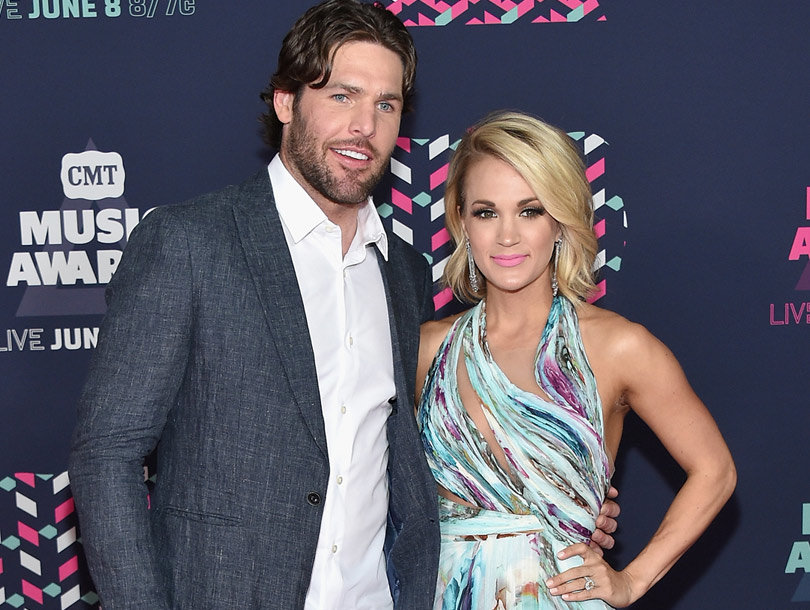 Carrie Underwood First Met Hubby at Fan Meet-and-Greet!