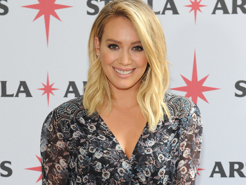Hilary Duff Talks Dating In the Public Eye, Mike Comrie Divorce