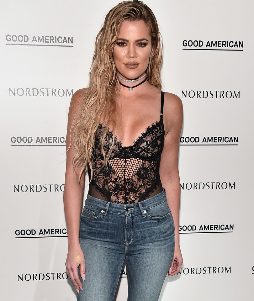 Why Khloe Kardashian Is Removing Tramp Stamp She Has In Honor of Her Late Father