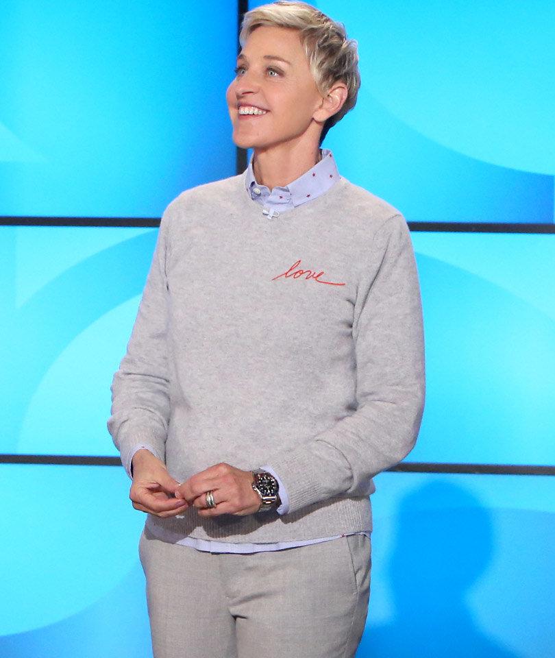 Ellen degeneres we need to have the kindness and respect for How is ellen degeneres