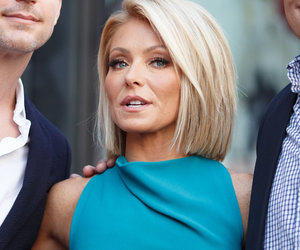 "Kelly Ripa Opens Up About Getting Very ""Bad Botox"""