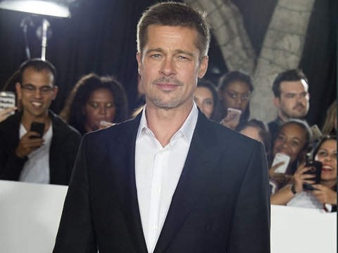 Brad Pitt Breaks Silence at First Red Carpet Event Since Jolie Split