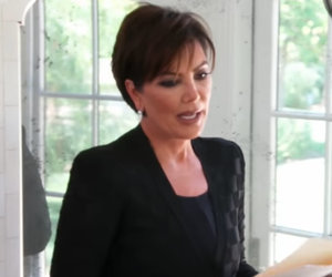 See Why Kris Jenner Breaks Down In Tears, Walks Out of Interview