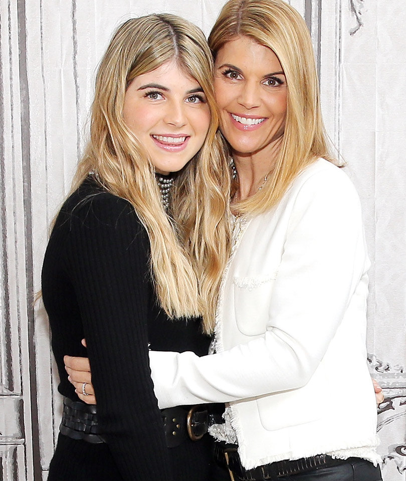 Aunt Becky's Mini-Me -- See Lori Loughlin's Daughter As She Makes Acting Debut!