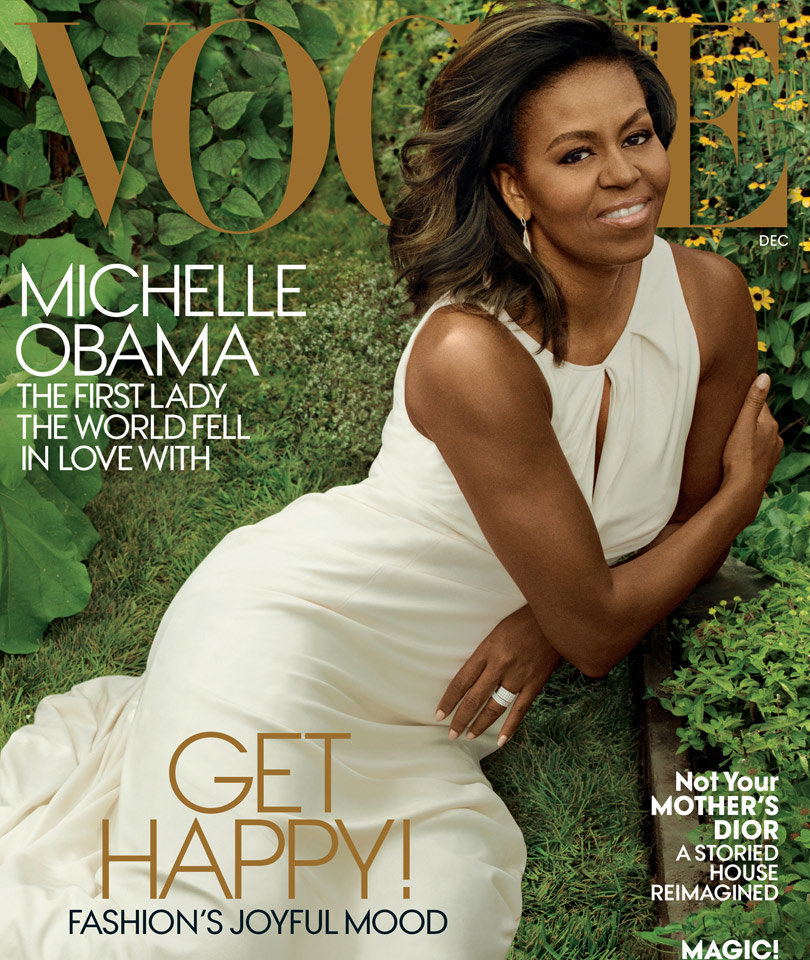 Michelle Obama Covers Vogue for Third Time, Talks What Comes Next After the White House