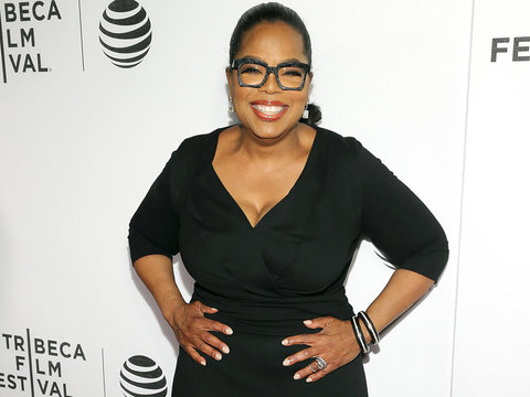 """Oprah Says """"Hope Is Still Alive"""" After Trump Election Win"""