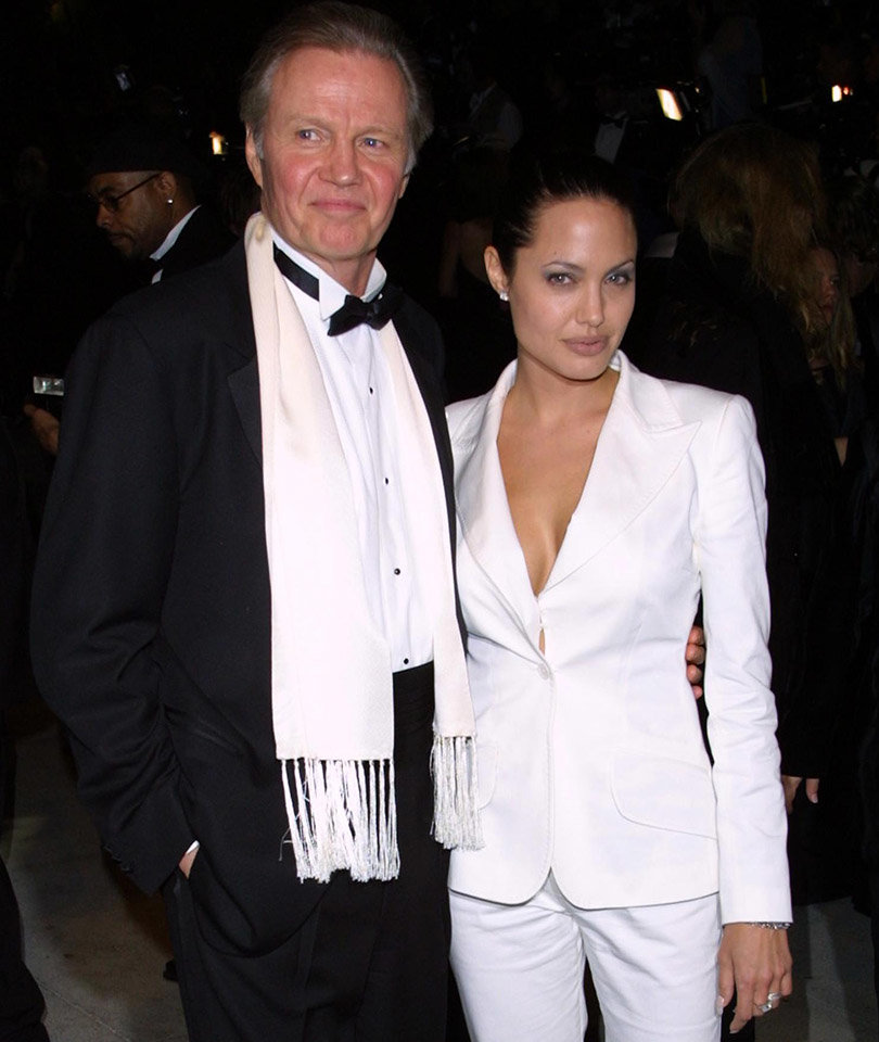 Jon Voight Speaks Out on Brangelina Divorce