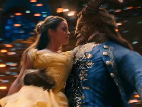 "New ""Beauty & The Beast"" Trailer Is All We Wanted"