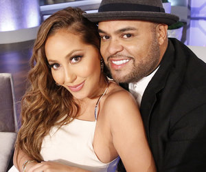 See How Adrienne Bailon Surprised Husband on Their Wedding Night ... Before Their First…