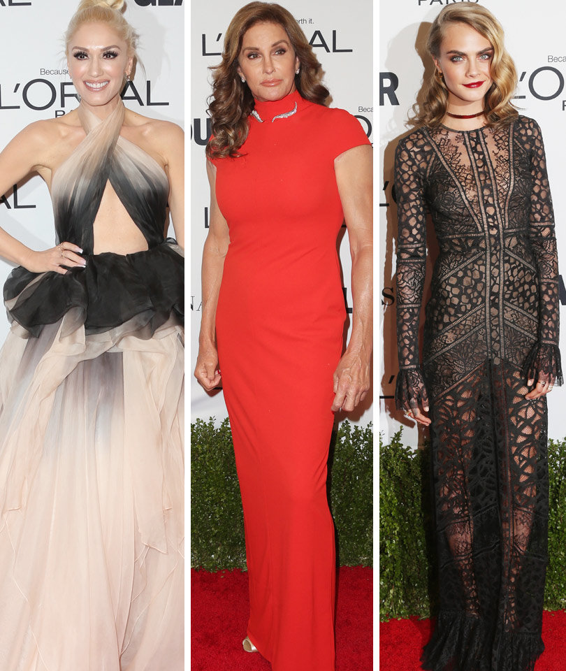 Glamour Women of the Year Awards: All the Fierce Fashion!