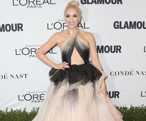 Gwen Stefani Gets Teary-Eyed Thanking Blake Shelton at Glamour Awards