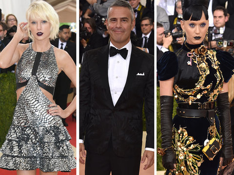 Andy Cohen Tells Taylor/Katy Tale Swift Didn't Want Anyone to Know