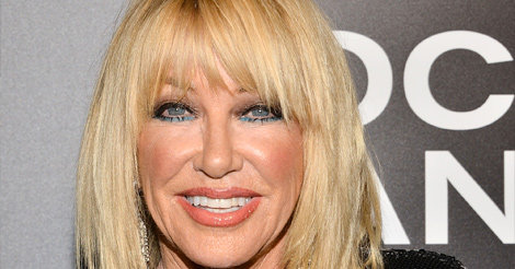 Suzanne Somers Reveals Her Beauty Secrets