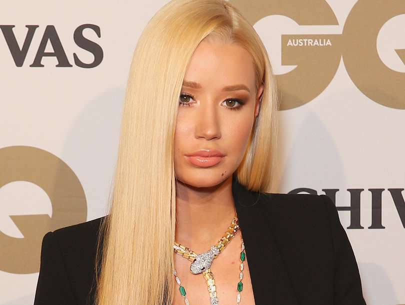 "Say What?! Iggy Says She Has the ""Vagina of the Year"""
