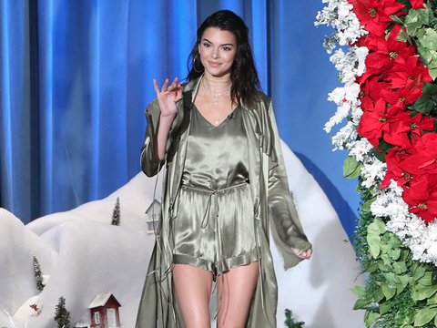 Kendall Jenner Reveals Why She Really Quit Instagram, Talks Rob & Chyna's Baby