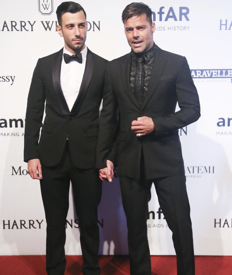 Ricky Martin Engaged to Jwan Josef -- See How He Popped the Question!