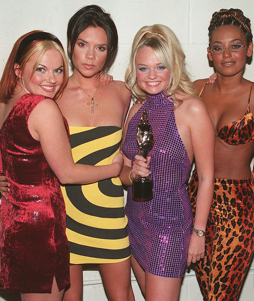 Vintage Spice Girls Video Goes Viral for the Very Best Reason