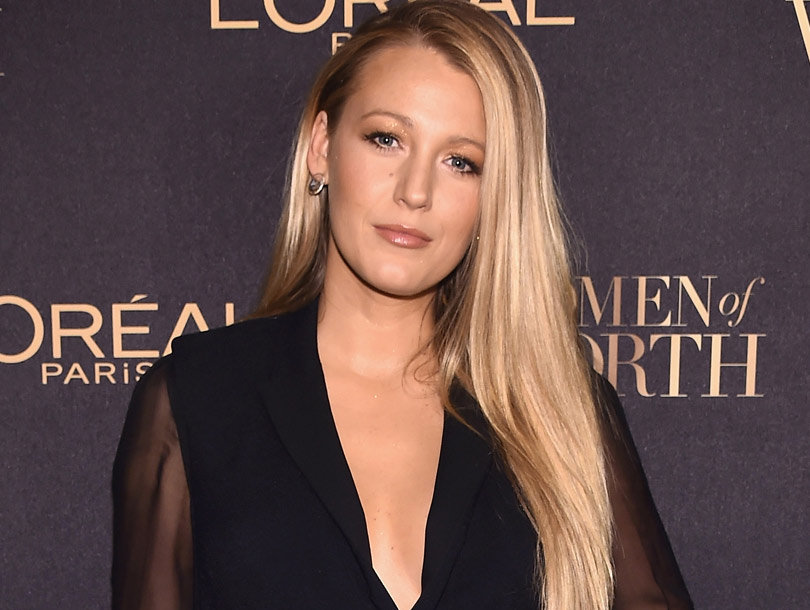 Blake Lively Looks Flawless Six Weeks After Second Child