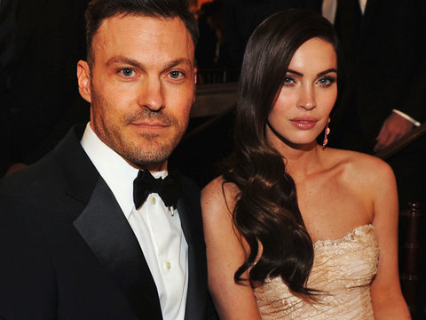 Brian Austin Green Shares Rare Pics of Three Kids with Megan Fox!