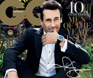 Jon Hamm: Big Penis Rumors Don't Bother Me!