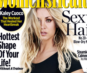 Kaley Cuoco Comes Clean on Plastic Surgery, Crying Over Divorce