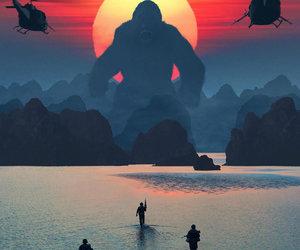 """Kong: Skull Island"" Trailer Brings Animal Action, Creepy Creatures"