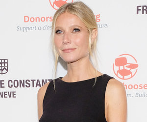 Gwyneth Paltrow Goes Makeup-Free & Looks Flawless
