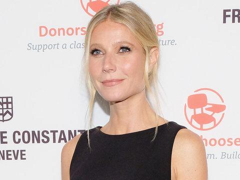 Gwyneth Paltrow Goes Makeup-Free & Looks Flawless