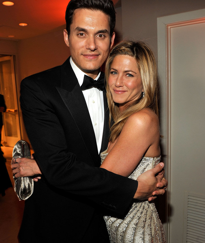 Andy Cohen Details Awkward Moment Between Jennifer Aniston and John Mayer