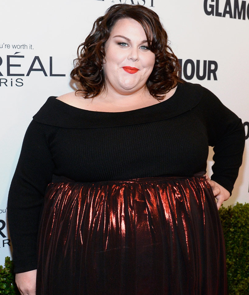 """""""This Is Us"""" Star Chrissy Metz Says It's In Her Contract to Lose Weight"""