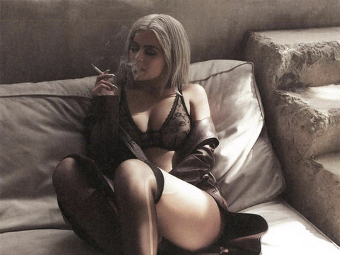 Kylie Jenner Bares EVERYTHING In Promo Shoot for New Store!