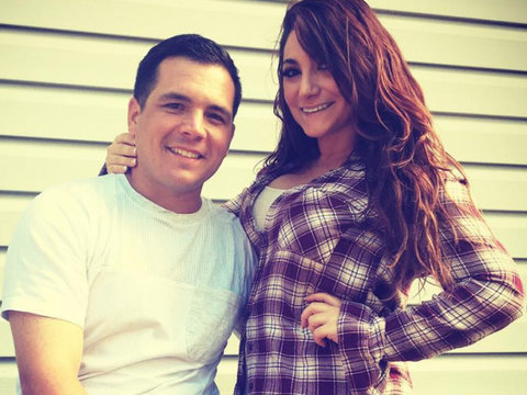 """Jersey Shore"" Star Deena Cortese Is Engaged -- See the Ring!"