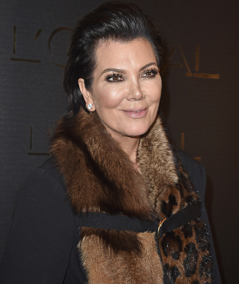 Kris Jenner Gushes Over Rob Kardashian's Baby Girl