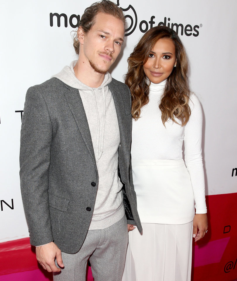 Naya Rivera Files for Divorce from Ryan Dorsey After Two Years of Marriage