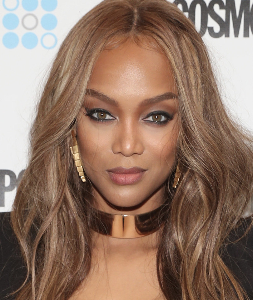 Tyra Banks And Son: Tyra Banks: I Began Exfoliating When I Was A Baby