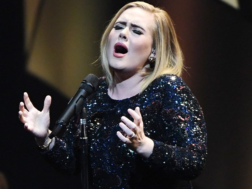 See Sweet Surprise Adele Got from Son, Expecting Baby #2?