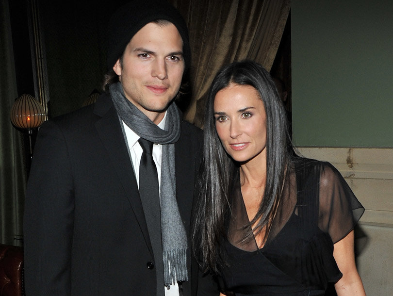 Ashton Lived In Airbnb Homes After Demi Moore Divorce