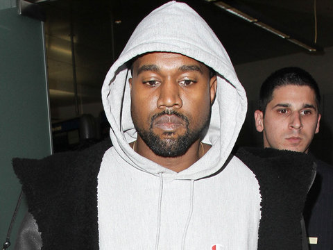 Kardashians Mum on Kanye Hospitalization, Celebs React