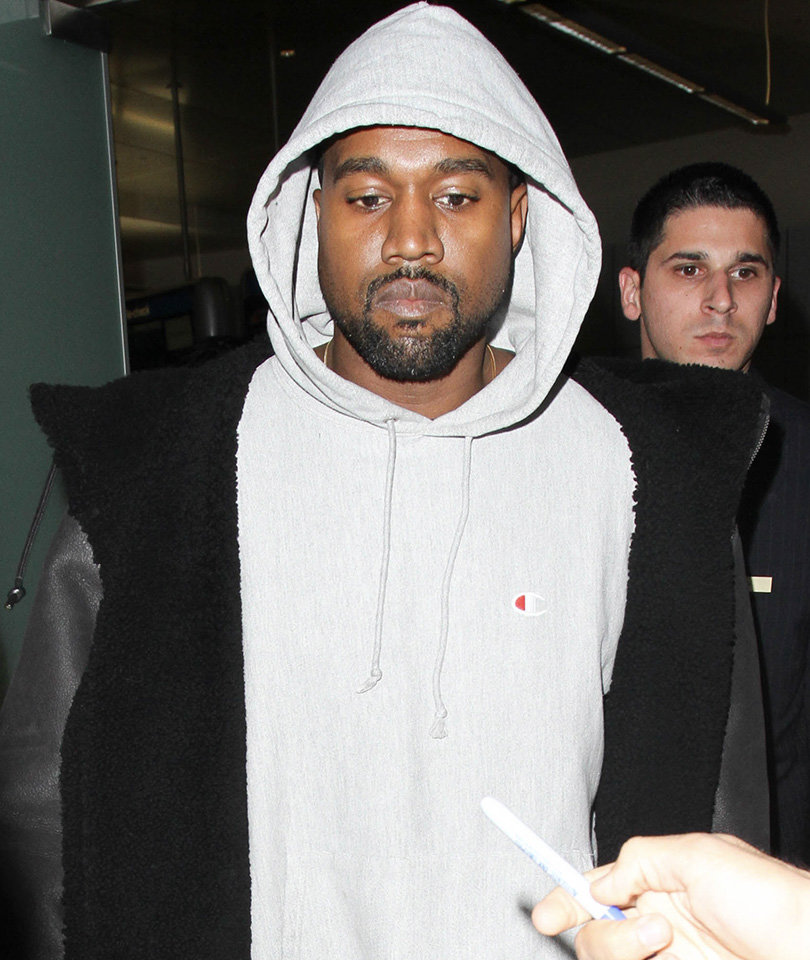 Celebrities React to Kanye's Hospitalization ... as Kardashians & Jenners Stay Mum