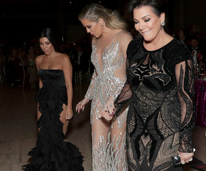 Kardashians Attend Angel Ball After West's Hospitalization