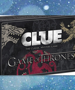 "Today's Giveaway: Win ""Game of Thrones""-Themed Clue!"