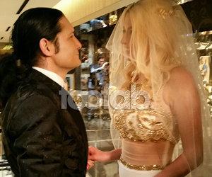 Corey Feldman Marries Courtney Anne In Las Vegas